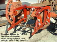 3 Pt Hitch for H IHC Tractor