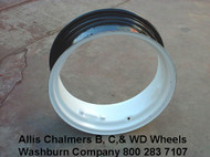 Allis-Chalmers AC Rim for B C & WC Tractor