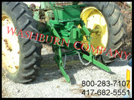 John Deere 3 Point Hitch fits JD 520, 620, 720, and 730