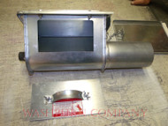 "6"" Chore Time, Metal Boot Hopper Assembly"