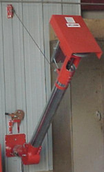 "6"" x 17' Variable Height Grain & Feed Auger"