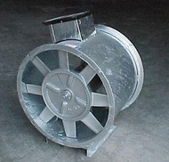 15 HP, SINGLE PHASE CECO AXIAL DRYING FAN 36""