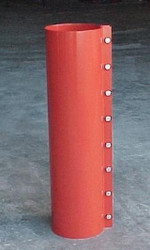 "8"" Auger Tube Coupler"