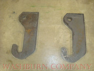 Attachment Brackets to fit Caterpillar QT TH255 Loader