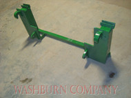 Adapts to your Euro global loader and allows you use use John deere 600-700. 620,625,640, 645,721,726,741,746 attachments