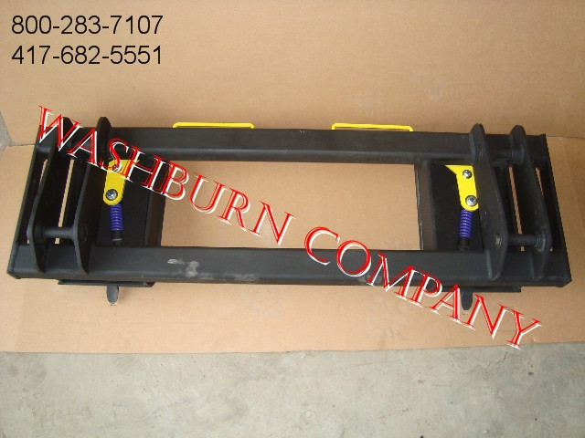 Crown Motors Holland >> FORD 7108-7308 LOADER TO SKID STEER ATTACHMENTS ADAPTER