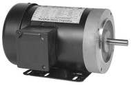Electric Motor 1/2 hp 3 phase 1800 rpm TEFC 56CB  Frame