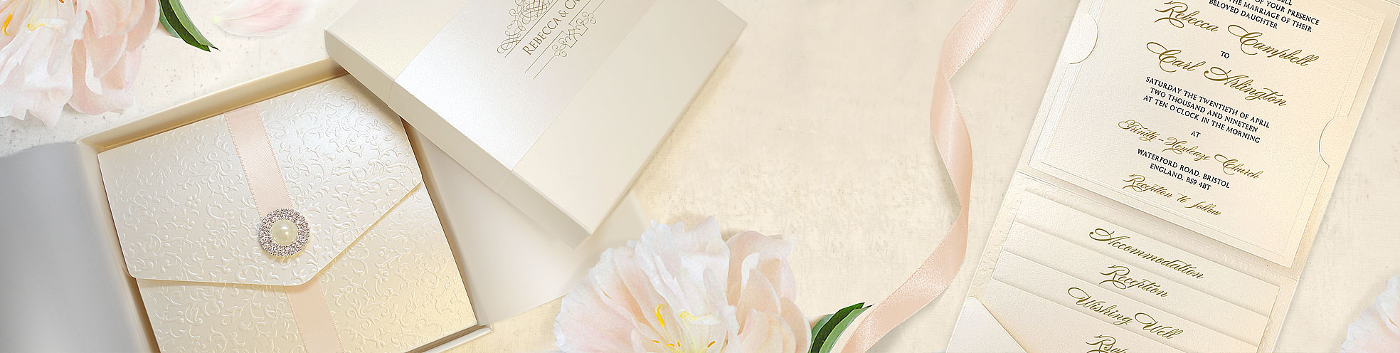 Luxury Wedding Invitations UK Stationery Online Polina Perri – Exclusive Wedding Invitation Cards