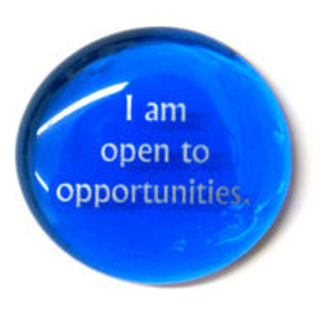 I am open to opportunities