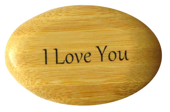 Bamboo For You- I Love You