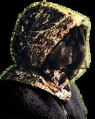 Shannon Headnet w/Face Shield Breakup Small/Medium