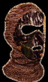 Fleece Face Mask Adventure Brn
