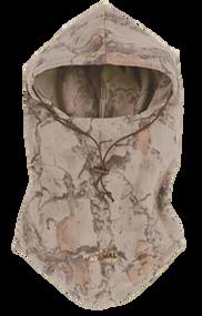 Natural Gear Fleece Mask Natural Camo OSFM