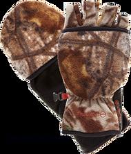 Bowhunter Convertible Gloves/ Mitten Realtree Xtra Camo Lg - 1 Pair