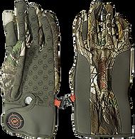 Bow Ranger Touch Tip Gloves Realtree Xtra Medium - 1 Pair