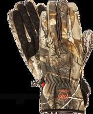 Bow Ranger Fleece Gloves Realtree Xtra Camo Medium - 1 Pair