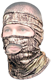 Primos Stretch Fit 3/4 Mask Breakup