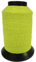 BCY 452X Bowstring Material Flo Yellow 1/8# Spool