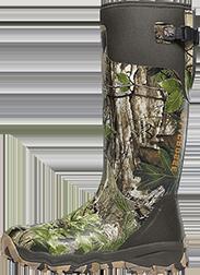 "La Crosse Womens Alpha Burly Pro 15"" Realtree Green Size 5 - 1 Pair Boots"