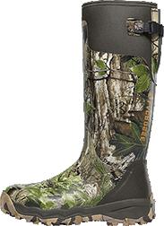 "La Crosse Womens Alpha Burly Pro 15"" Realtree Green Size 11 - 1 Pair Boots"