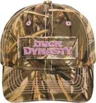 Outdoor Cap Duck Dynasty Womens Heavily Washed Low Profile Hat