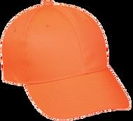 Outdoor Cap Youth Solid Blaze Orange Cap