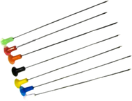 """Hot Shot Taper Point Darts 4"""" - 100 Pieces"""