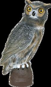 """Flambeau 17"""" Owl Decoy"""
