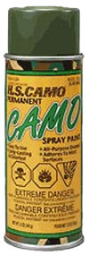HS *12oz Olive Drab Camo Spray Paint