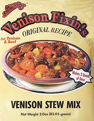Venison Stew Mix