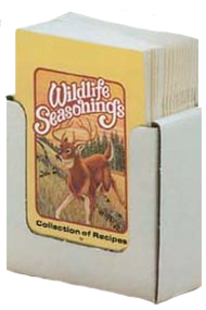 Recipe Collection Book