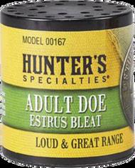HS Adult Doe Estrus Bleat Can Deer Call