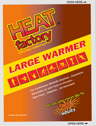 Heat Factory Hothands Large Hardwarmer (One)