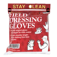 Allen Multipak Field Dressing Gloves - 12 Pieces