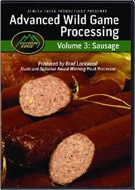 Outdoor Edge Sausage Vol 1 DVD