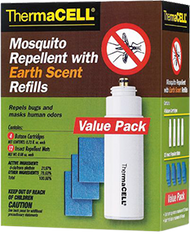 Earth Scent Value Pack Thermacell