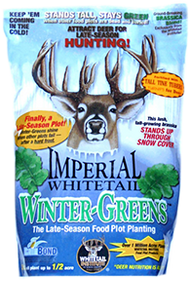 Whitetail Imperial Wintergreens 12#