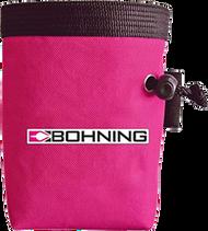 Bohning Accessory Bag Hot Pink