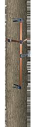 Lone Wolf Climbing Stick 3PC Set Tree Stand