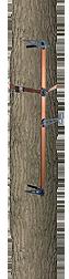 Lone Wolf Climbing Stick 1PC Tree Stand