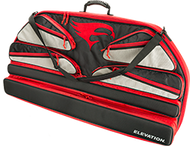 OMP Elevation Altitude Bow Case Black/Red