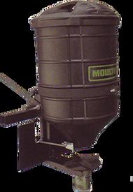 Moultrie ATV Spreader 100lb Capacity w/Manual Gate
