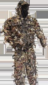 3D Bugmaster 2pc Suit Realtree Xtra Camo Large/Xlarge