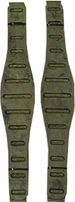 Blackpowder The Claw Treestand Carry Straps Camo - 1 Pair