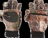 Arctic Shield Tech Finger System Gloves Realtree Xtra XL - 1 Pair