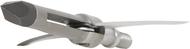 Bloodsport Night Fury 100gr Chisel Tip Mechanical Broadhead - 3 Pack Broadheads