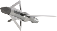 Bloodsport Grave Digger 100gr Chisel Tip Mechanical Broadhead - 3 Pack Broadheads