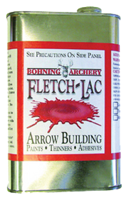 Bohning Fletch Lac Thinner Pint