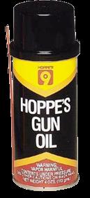 Hoppes Lubricating Oil 4oz