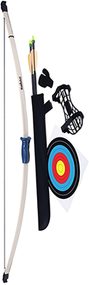 "Crosman Youth Hawksbill Longbow 15# 24"" Youth Bow"